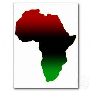 red black green africa
